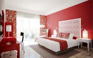 chọn màu sắc trang trí phòng ngủ