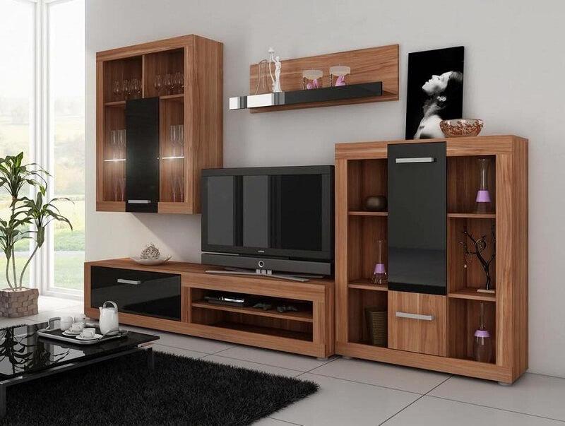 Chiêm ngưỡng mẫu kệ tivi tại Nghệ An phổ biến nhất hiện nay