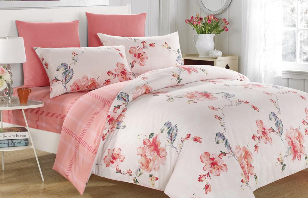 Bộ giường ngủ đẹp tại Nghệ An với gam màu tươi sáng