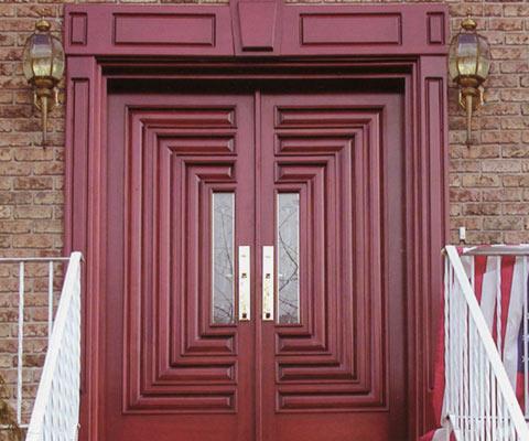 Lựa chọn gỗ cho thiết kế cửa