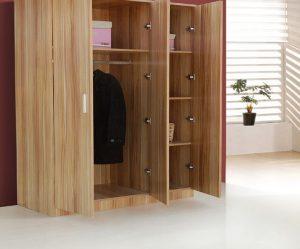 Mua tủ quần áo tại Vinh nên chọn gỗ gì?