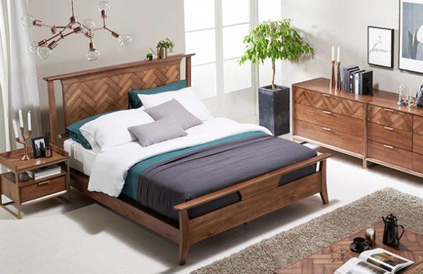 Giường ngủ Blandy