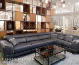 Chọn mua sofa da nhập khẩu cao cấp tại Nghệ An