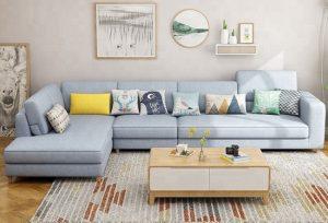Vì sao nên lựa chọn sofa góc tại Nghệ An cho phòng khách?
