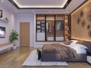 Nội thất đẹp tại Nghệ An không thể thiếu trong phòng ngủ