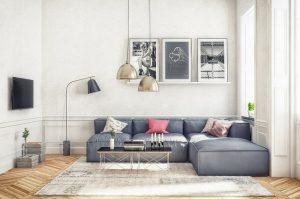 5 Nguyên tắc chọn mua sofa tại Vinh cho phòng khách nhỏ