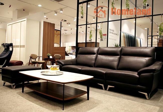 Bố trí sofa phòng khách tại Vinh