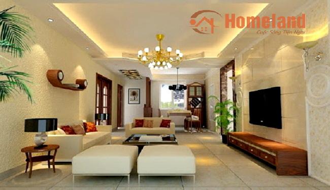 Nội thất phòng khách tại Nghệ An nên lựa chọn như thế nào?
