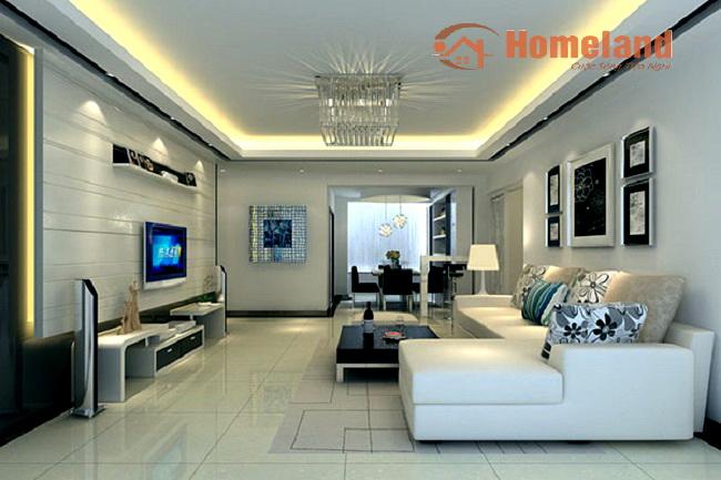 Lựa chọn nội thất phòng khách tại Vinh – Nghệ An