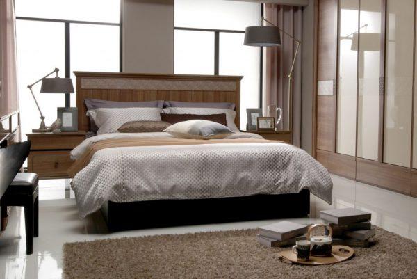 Giường ngủ 1.8M Frappuccino