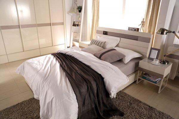 Giường ngủ 1.6M Souffle