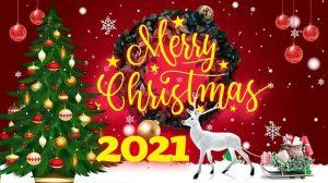 chúc mừng giáng sinh 2021
